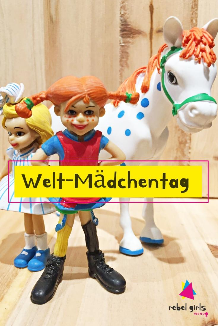 Pipi Langstrumpf_welt Mädchentag_Magdeburg_rebelgirls