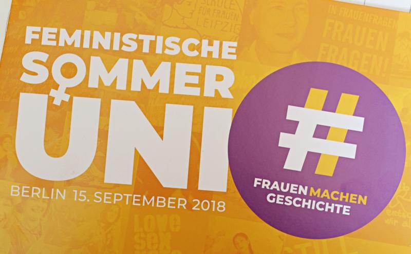 Feministische Sommeruni_Berlin_Sookee_Sprache_Luise Pusch
