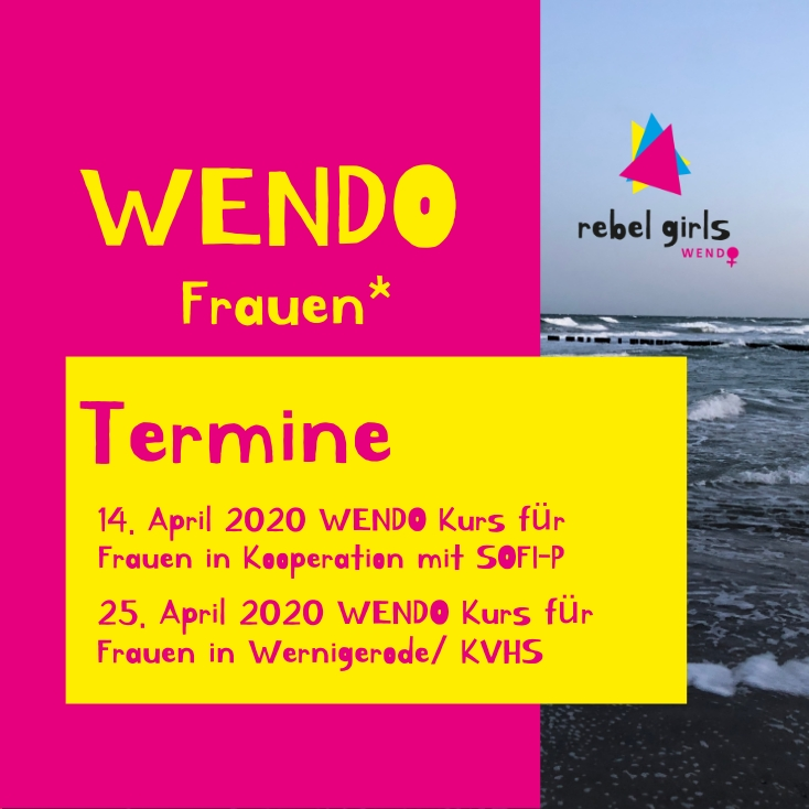 WENDO Kurs_termin_April_Aline Felger_Magdbeurg_Wernigerode_Selbstbehauptung